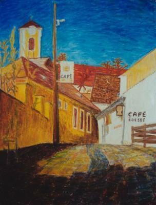 Hungarian café