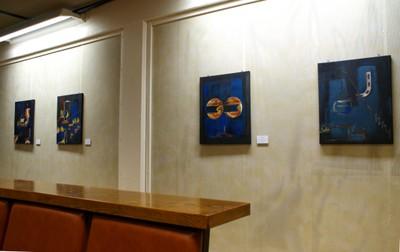 Utstilling i T2 på MTS