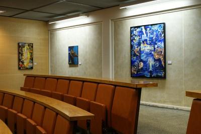 Auditorium T2