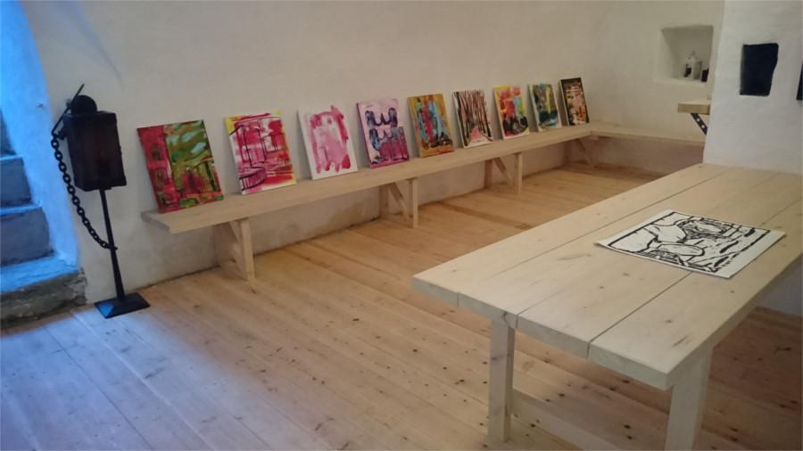Exhibition Hvelvkjeller 2