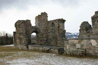 Tautra monastry III