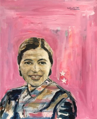 Rosa Parks, United States of America